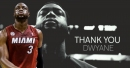 Video: Spurs honor Heat star Dwyane Wade with awesome tribute