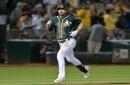 Giants add veteran outfielder Matt Joyce