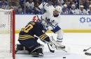 Recap: Sabres fail to rake Leafs in final meeting this season
