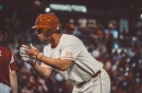 No. 9 Texas completes another comeback to beat No. 11 Arkansas, 7-6