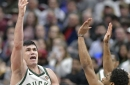 Milwaukee vs. Cleveland: Shorthanded Bucks Come Up Short
