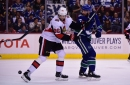 Sens Rally Late, Fall 7-4 in Vancouver