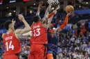 Recap: Stagnant overtime ruins OKC's chance at comeback victory against Raptors
