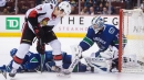 Canucks keep playoff hopes alive with win over Senators