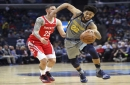How Tyler Dorsey made it 'just in time' to help Memphis Grizzlies beat Houston Rockets