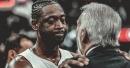 Heat star Dwyane Wade appreciative of tribute, gift from Spurs