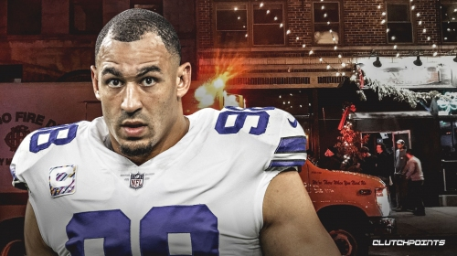 Cowboys' Tyrone Crawford's bar fight being investigated by the NFL