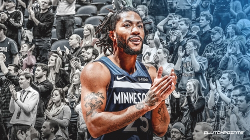 Timberwolves news: Derrick Rose, Robert Covington, Jeff Teague done for the season