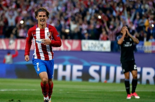 Manchester United FC tipped to seal Antoine Griezmann transfer