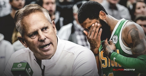 Danny Ainge doesn't have doom-and-gloom outlook for Boston