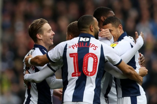 'Then we find the best solution' West Brom loan player drops hint on his future