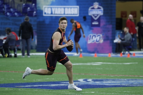 Drew Lock to meet with Dolphins; Missouri Pro Day