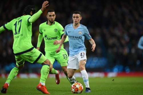 Phil Foden likened to Barcelona's Lionel Messi by former head of Man City academy