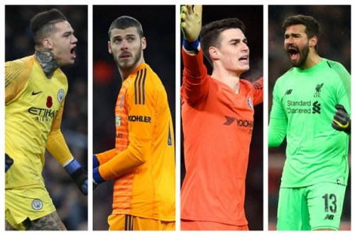 The great goalkeeper debate - and how good Ederson and David De Gea REALLY are
