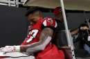 Ricardo Allen returns to practice field for first time since Achilles injury