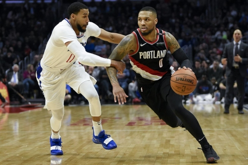 Lillard Stepping Up After McCollum's injury