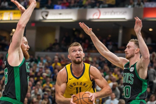 Ainge optimistic with Hayward and Baynes injuries