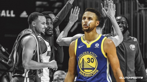 Steph Curry should focus on efficiency, not volume