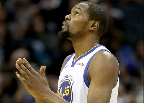 'Adopted brother' of Warriors' Kevin Durant gunned down in Atlanta