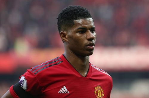 England manager Gareth Southgate confirms Manchester United striker Marcus Rashford out of international fixtures
