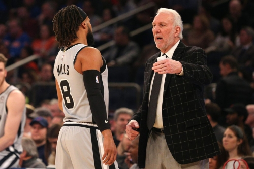 Patty Mills has become the Spurs' spiritual leader