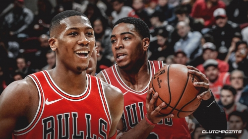 Kris Dunn says playing with Shaquille Harrison is like 'two dogs running around'