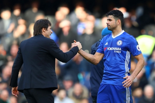 Chelsea hoping to avoid paying Antonio Conte full severance over Diego Costa row