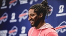 Bills WR Andre Roberts can't wait to face 'shady' Jets twice a year
