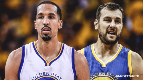 Shaun Livingston expects Andrew Bogut to get standing ovation vs. Pacers