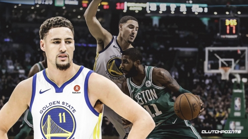 Klay Thompson on making potential All-Defensive Team: 'It's always been a goal of mine'