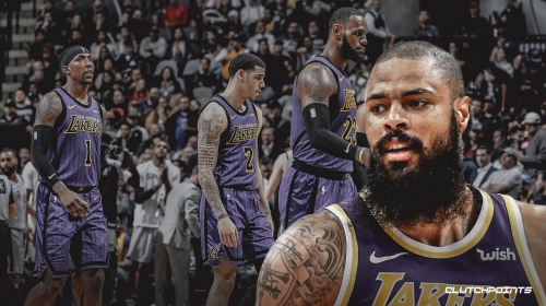 Tyson Chandler says Lakers' season ruined by 'perfect storm'