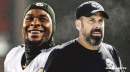 Todd Haley says 'patience' will be needed for Le'Veon Bell to get going for the Jets