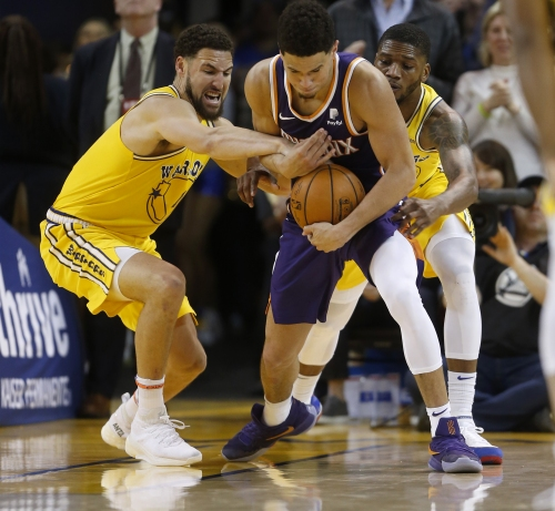 Klay Thompson states his case to be on NBA All-Defensive Team
