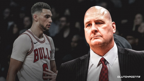 Bulls coach Jim Boylen discusses Zach LaVine's shot selection