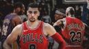 Zach LaVine names Michael Jordan, Kobe Bryant, Allen Iverson among favorite tough shotmakers