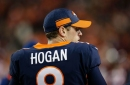 Broncos re-sign quarterback Kevin Hogan to one-year deal