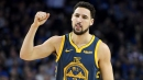 Who did Warriors' Klay Thompson recommend for Washington State coaching job?