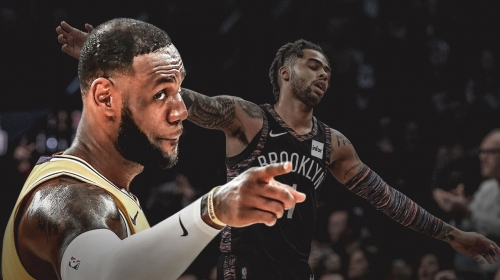 Lakers' LeBron James expected to play vs. Nets