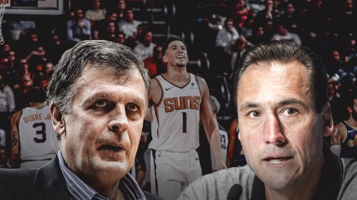 Report: Suns have talked to Kevin McHale, Jim Paxson about GM job