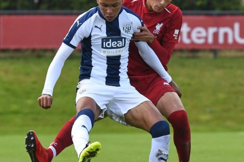 The exciting West Brom wonderkid making his mark on the international stage