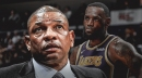 RUMOR: Doc Rivers was advised against going to Lakers because LeBron James 'doesn't want to be coached'