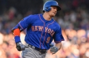 Mets Brandon Nimmo heating up; Todd Frazier, Jed Lowrie likely not ready for opening day