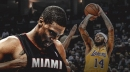 Chris Bosh addresses Lakers' Brandon Ingram's blood clots
