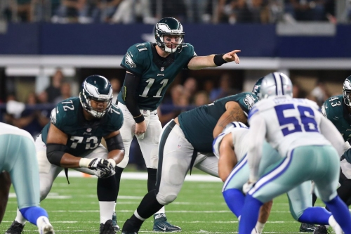 Eagles proposed to change an unfair advantage the Cowboys currently possess
