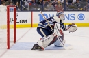 Columbus Blue Jackets Sergei Bobrovsky Out VS. the Edmonton Oilers