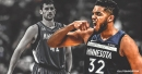Karl-Anthony Towns passes Kevin Love on Timberwolves' all-time scoring list