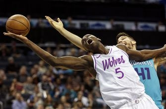Walker, Bridges lead Hornets past Timberwolves, 113-106
