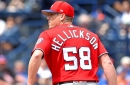Washington Nationals 7-1 over St. Louis Cardinals: Jeremy Hellickson sharp in final tune-up for regular season...