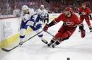 Lightning beat Hurricanes in 6-3 matchup