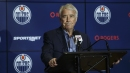 Oilers CEO Bob Nicholson apologizes for criticizing Tobias Rieder